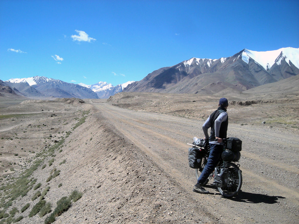 Andreas Simon - Pamir Highway